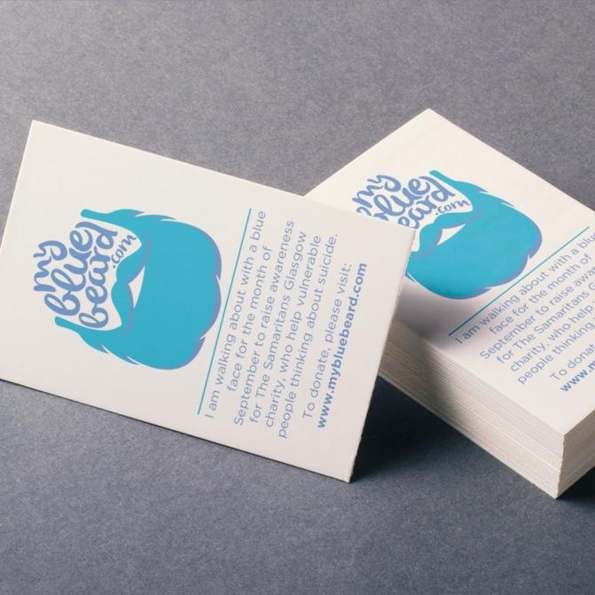 business card illustration design