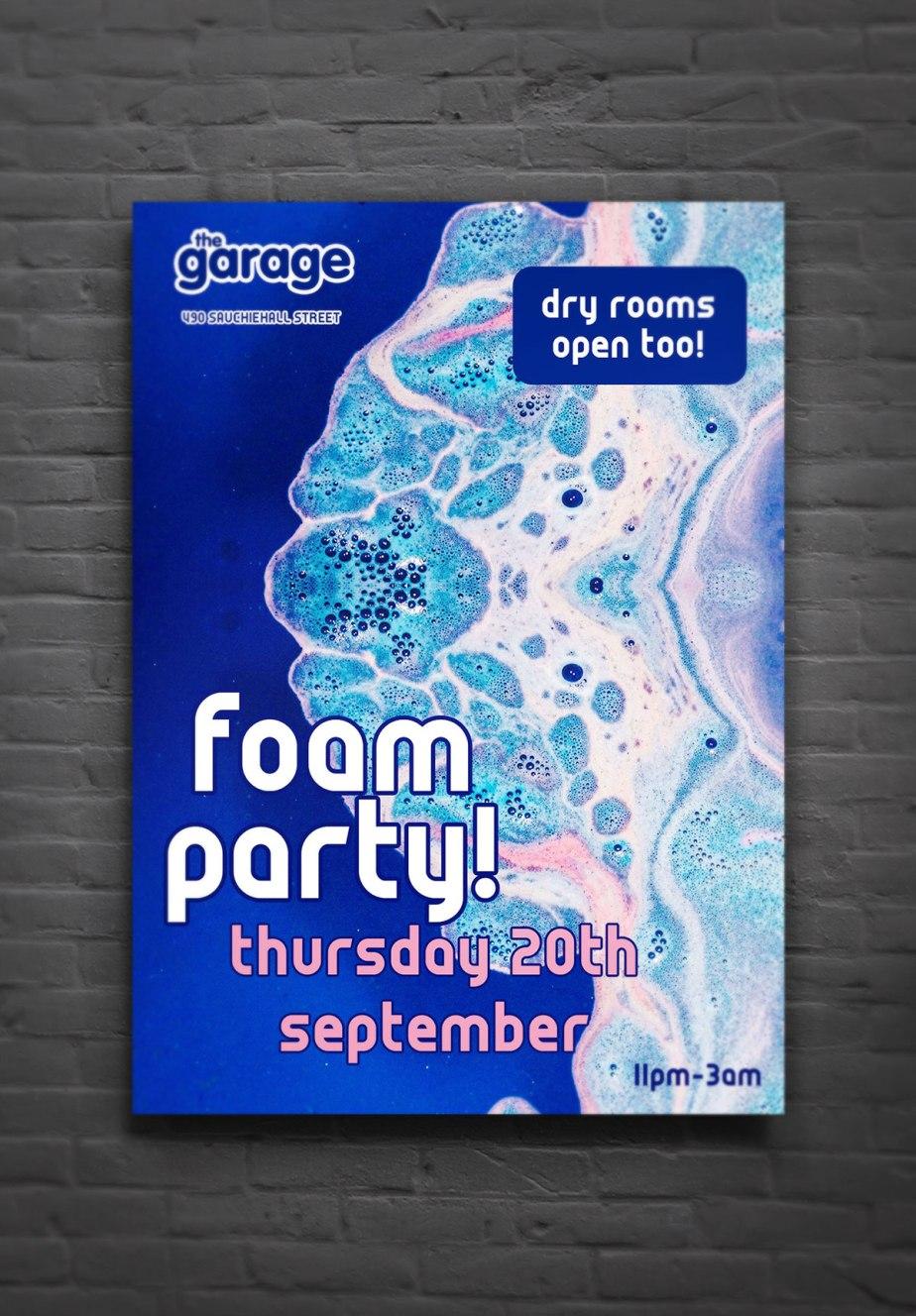 Garage_foam